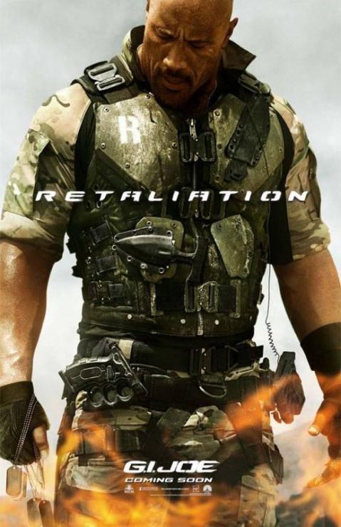 gi joe retaliation poster 3