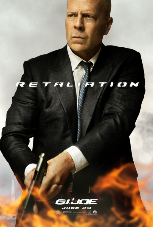 gi joe retaliation poster 4