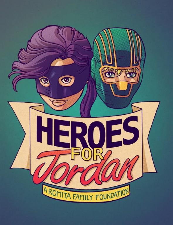 Heroes for Jordan