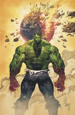 hulk destructor de mundos
