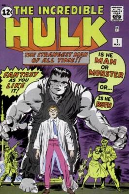 increible hulk 1
