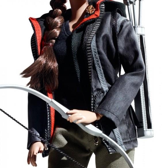 Barbie Katniss