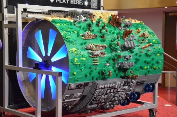 Órgano de Lego Star Wars