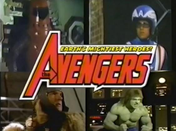 Los Vengadores 1978