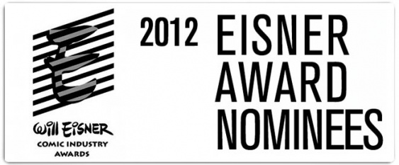 Premios Eisner 2012