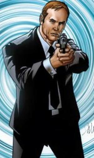 phill coulson comic