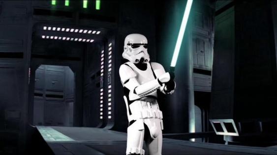 Shit Stormtrooper Say