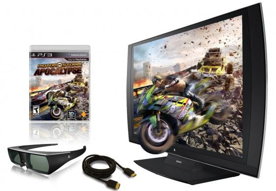 Monitor 3D PlayStation 3