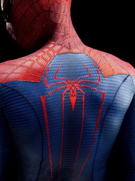 Nuevo Traje de Spiderman