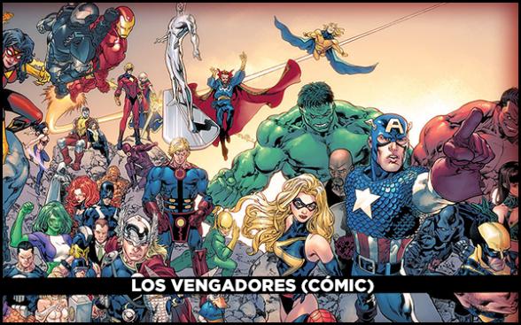 Los Vengadores (Cómics)