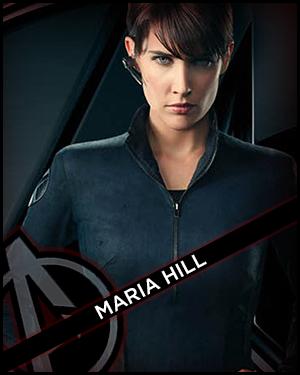 María Hill