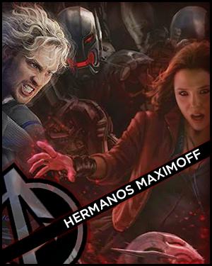 Hermanos Maximoff