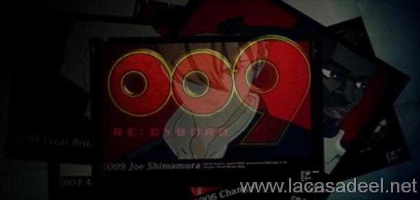 009RE Cyborg trailer promocional