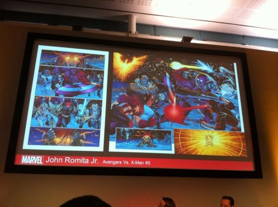 Imágenes de Avengers Vs X-Men 5