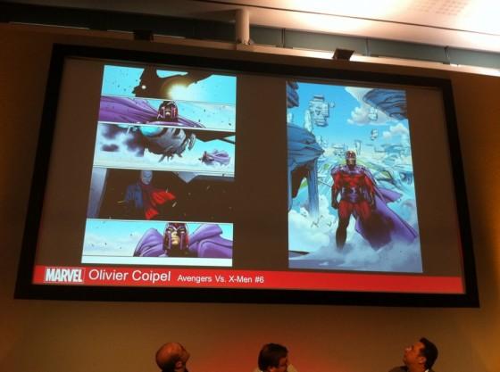 Imágenes de Avengers Vs X-Men 6