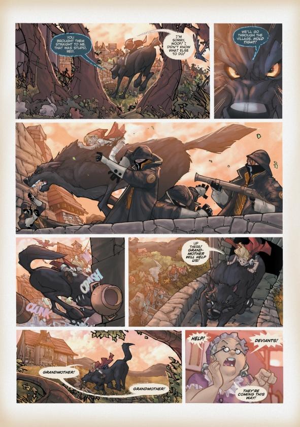 Fairy Quest Página 20