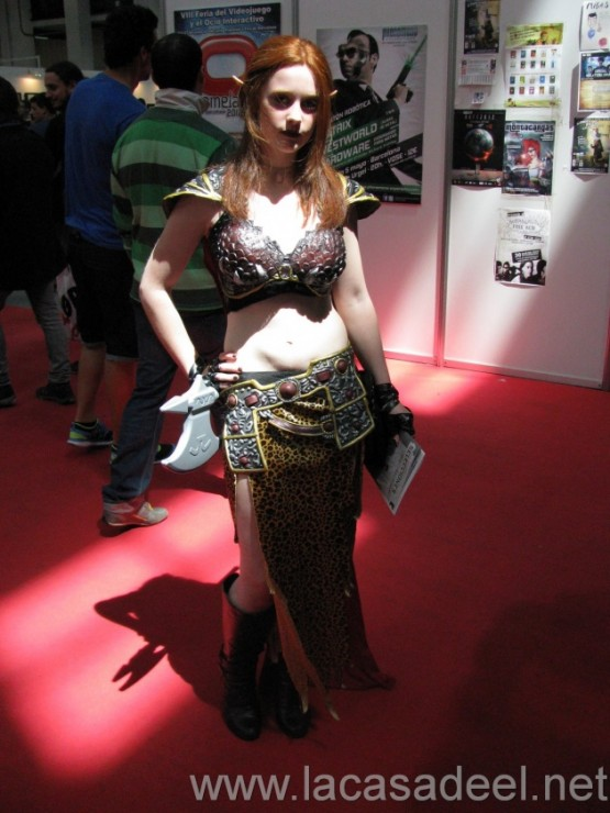 30 Salon del comic de barcelona cosplay