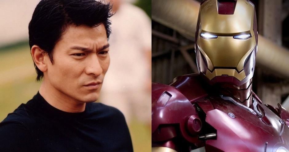 Andy Lau de cientifico en iron man 3