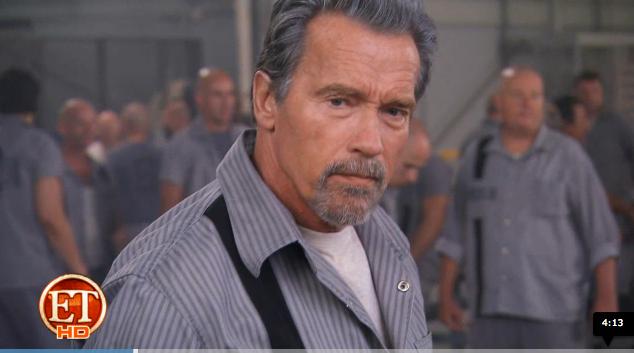 Arnold Schwarzenegger en The Tomb