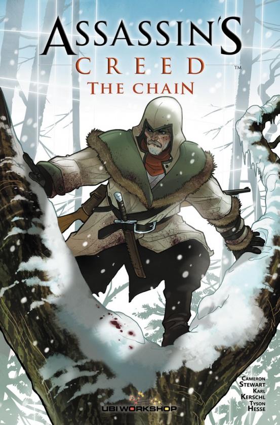 Assassin creed the chain nikolai orelov