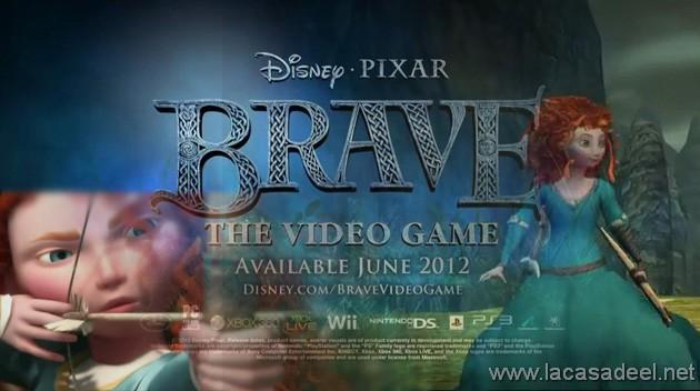 Brave videojuego videogame