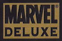 Logo de Marvel Deluxe