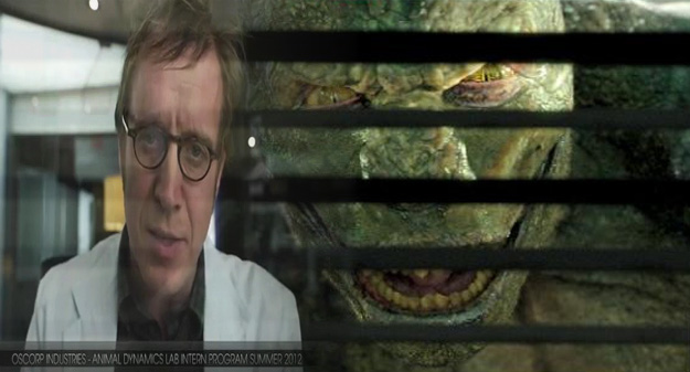 Dr.Connors viral The Amazing Spider Man