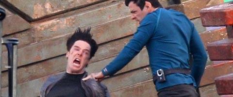 Khan contra Spock rumor spolier