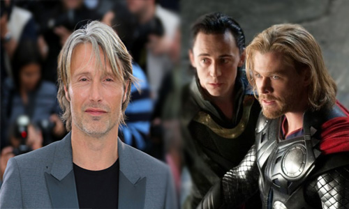 Mads Mikkelsen se une como nuevo villano en Thor 2