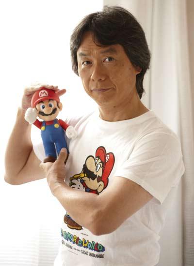 Mario Shigeru Miyamoto1