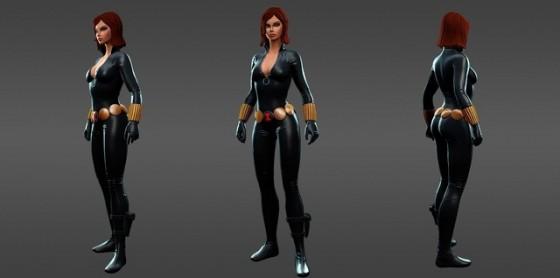 Marvel Heroes videojuego game 1