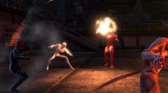 Marvel Heroes videojuego game 2