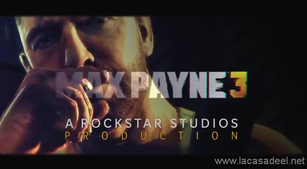 Max Payne 3 trailer lanzamiento