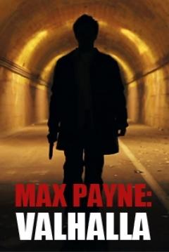 Cartel de Max Payne Valhalla