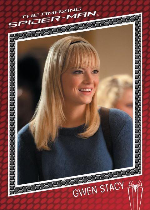 Nueva imagen de Gwen Stacy- en el instituto