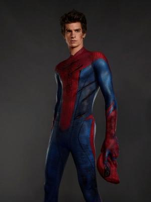 Spiderman sin su mascara puesta