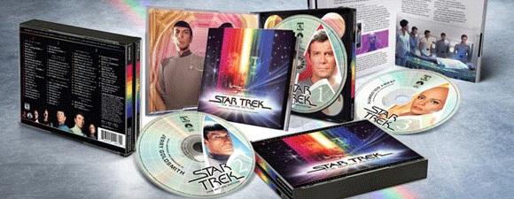 Star Trek The Motion Picture soundtrack album