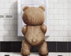 """Primer poster de """"TED"""""""