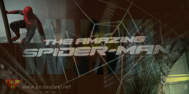 The Amazing Spierman videojuego 2012