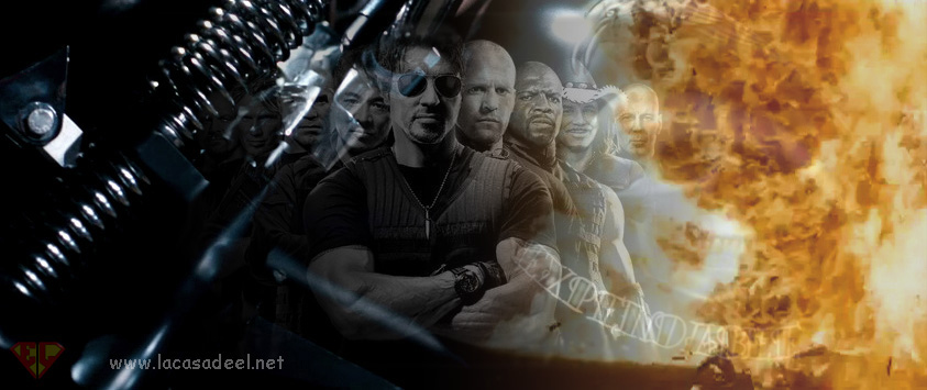 The Expendables 2 trailer pelicula