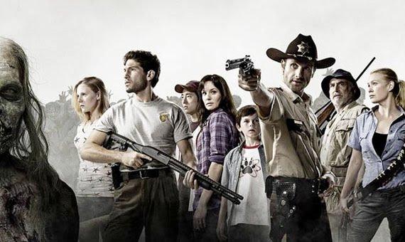 The Walking Dead full cast image1