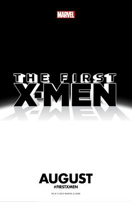 The first X Men teaser