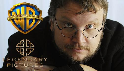 Warner Bros Legendary Pictures Guillermo del Toro
