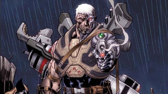 Detalle de Cable en Avengers X-Sanction