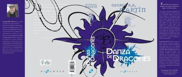 Danza de Dragones Cartoné