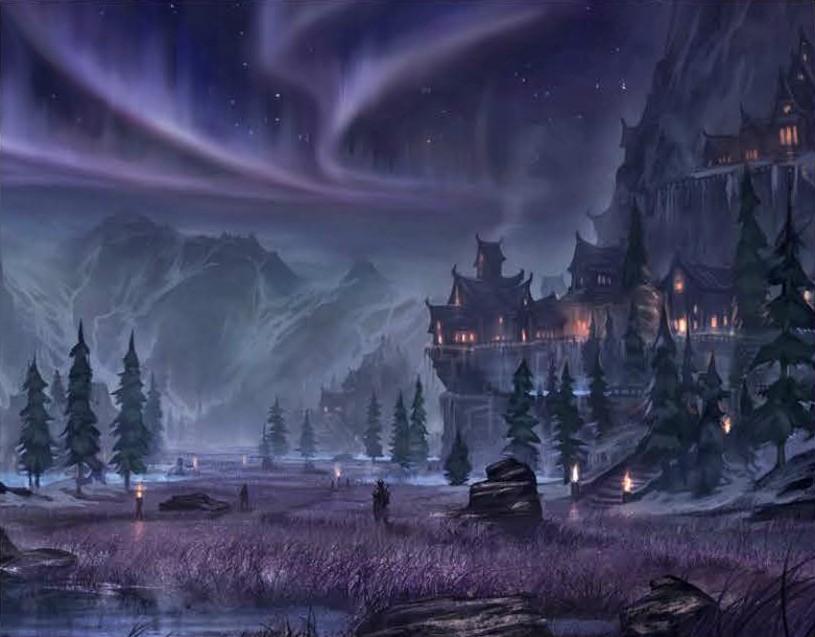 elder scrolls online aurora