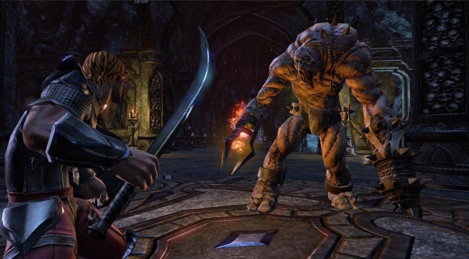 elder scrolls online batalla