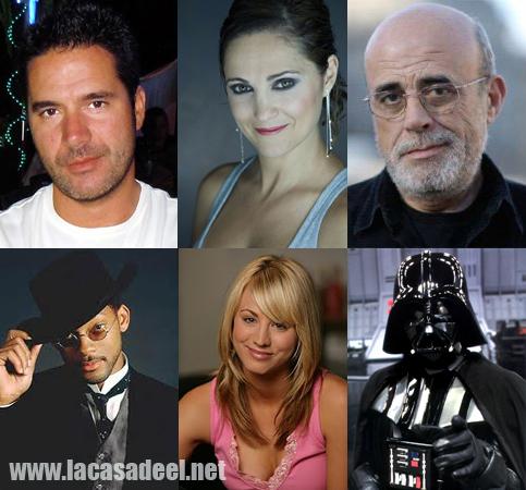 Especial Actores de Doblaje