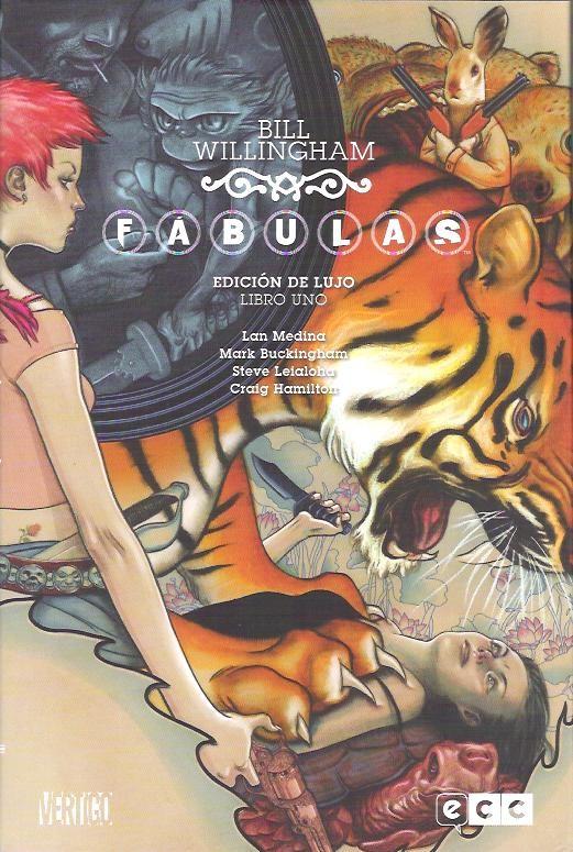 Fábulas Edición Lujo ECC