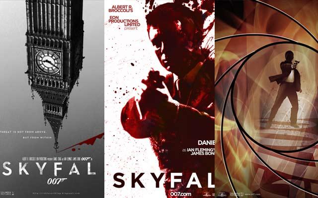 Fan Art de Skyfall
